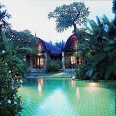 The Village Resort & Spa in Phuket Thailand