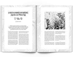Jot Down is a black and white Spanish magazine realized for WabiSabi Investments, under the direction of Brands & Roses.