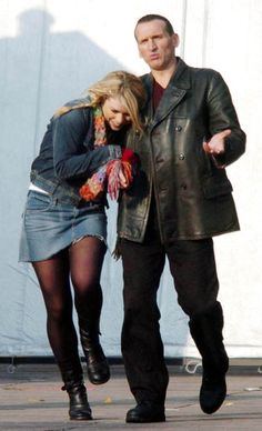 Christopher Eccleston Doctor Who | Christopher Eccleston Billie Piper films with Christopher Eccleston on ...