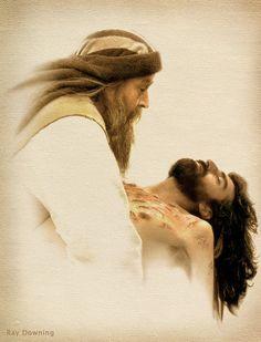 Joseph-of-Arimathea-and-Jesus.jpg (236×309)