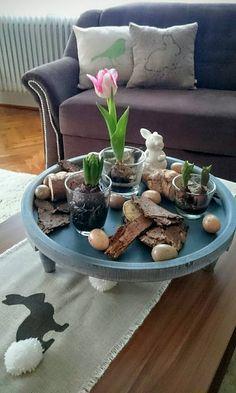 Tavasz! Húsvét! Nappali dekoráció! Spring! Easter! Livingroom decor! Diy!