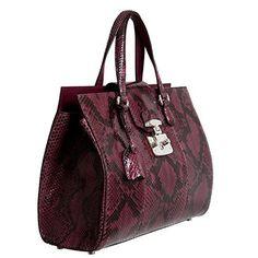 Gucci Women's Vine Red Python Skin Handbag Shoulder Bag, http://www.amazon.com/dp/B00ZND454G/ref=cm_sw_r_pi_awdm_dvFexb03FQ7NT