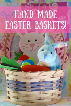 Looking to for some creative easter basket ideas that you can looking to for some creative easter basket ideas that you can personalize for your kids we have tons of em from healthy easter baskets to unusua negle Choice Image