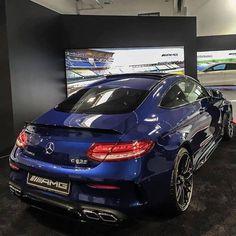 Killer... : The all new Mercedes-AMG C63 S Coupè V8 BITURBO 4.0-L 510 HP 0-100 km/h 3.9 sec https://www.facebook.com/mika.karalahti/posts/1174181392602775