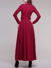 This company has some modest dresses for a fairly good price. I like the dress though I don't know when I would wear it.