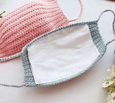 Praktisches Rezept Video Rezept babynamen finden namen 2020 namen französisch namen meisje uniek namen nederlandse namen verraten names hispanic names ideas names trend names unique names vowel Crochet Mask, Crochet Faces, Love Crochet, Hand Crochet, Crochet Toys, Crochet Stitches, Knit Crochet, Crochet Patterns, Henna Patterns