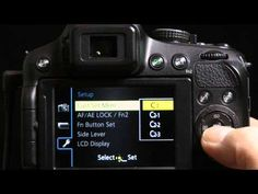 The Panasonic Lumix FZ200 Users Guide Illustrated - Advanced features