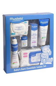 Mustela; BEST baby product EVER!!
