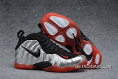 reputable site 3a663 662f6 Nike Air Foamposite One Silver Black Red TopDeals, Price   87.39 - Adidas  Shoes,Adidas Nmd,Superstar,Originals