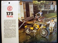 Zoom out Trail Riding, Classic Bikes, Vehicles, Motorbikes, Car, Vehicle, Tools