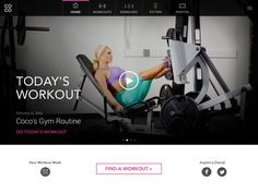 Pttrns is the finest collection of design patterns, resources and inspiration. Photo Today, Gym Routine, At Home Workouts, Pattern Design, Ipad App, Exercise, Fitness, Sports, Apps