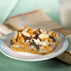 Magic Cookie Bars | Snackpicks - Ideas to Snack On