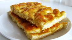 How to make Italian Focaccia Bread (Focaccia Genovese)