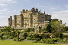 Culzean Castle, ScotlandLocated on Scotland's Ayrshire coast, this castle once served as the country residence for the 10th Earl of Cassillis David Kennedy. Now, tourists can explore the expansive grounds, including the estate's 40 buildings, gardens, and beaches. Scotland Castles, Scottish Castles, Stirling Castle Scotland, Castles To Visit, Scotland Travel, Scotland Trip, Visiting Scotland, Beautiful Castles, Beautiful Places