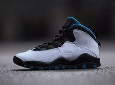 Powder Blue Air Jordan 10 Retro