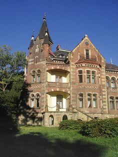 Grodkowice Palace, Lesser Poland