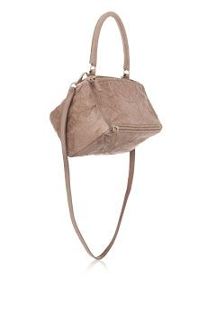 e486d4547c Givenchy - Small Pandora bag in blush washed-leather