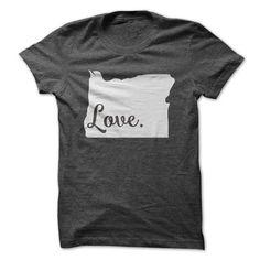 Love Oregon T Shirts, Hoodies. Get it here ==► https://www.sunfrog.com/States/Love-Oregon.html?41382 $19