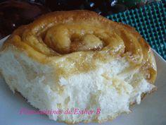 Les plats cuisinés de Esther B: Brioches à l'ancienne Croissants, Muffins, Mets, Pie, Bread, Voici, Desserts, Esther, Food