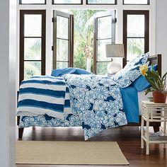 Maui Floral Comforter Sham | The Company Store