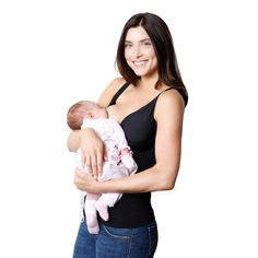 Ultimate Compression Nursery Tank from #PNshop - one of our breastfeeding must-haves for Mom!