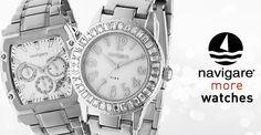 Spor, dinamik ve farklı çizgileriyle stil severlerin tercihi olan Navigare saatler ve dünyaca ünlü birçok marka netvarium üyelerine çok özel fiyatlarla!