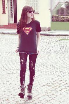 Rock Superman