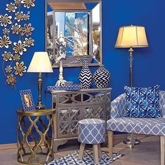 inart mirrored-furniture
