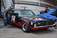 1967 Mercury Cougar, Sonoma Historic Motorsports Festival, Geoffrey Horton.