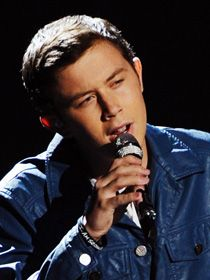Scotty McCreery.  Scotty, I love you THIS BIG.