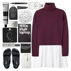 """""""❀; i ponder of something terrifying 'cause this time there's no sound to hide behind"""" by when-it-rains-it-pours ❤ liked on Polyvore featuring Monki, Senso, Mossimo, Marie Turnor, Colbert MD, Topshop, Retrò, Aesop, Byredo and Brinkhaus"""