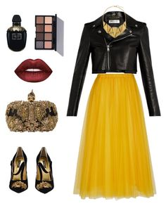 """""""Shter.com"""" by katarinasterenberg on Polyvore featuring мода, Rochas, Yves Saint Laurent, Dolce&Gabbana, Lime Crime, Alexander McQueen и 8"""