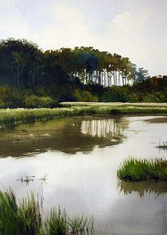 looks like south walton coastal dune lakes: stand of pines Robert Highsmith