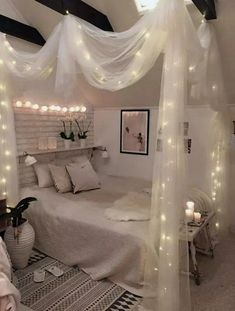 Teen Girl Bedrooms clever decor - The best strategies. Stored at teen girl bedrooms small space , nicely generated on this perfect date 20190728 Cute Bedroom Ideas, Room Ideas Bedroom, Decor Room, Bed Ideas, Diy Home Decor Bedroom Girl, Bedroom Ideas Creative, Room Decor Teenage Girl, Girls Bedroom Ideas Teenagers, Diy Room Ideas