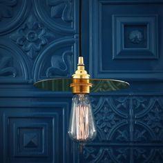 KIGOMA PENDANT LIGHT by Mullan Lighting Design Mike Treanor