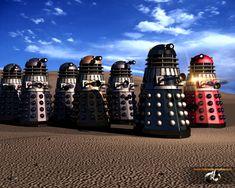 Dr Who Companions, Classic Doctor Who, Battle Droid, Dalek, Torchwood, Lego Creations, Star Trek, My Best Friend, Sci Fi