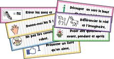 DECLIC au CP  Stratégies de lecture Daily 5 Reading, Class Displays, Daily Five, Cycle 2, French Classroom, French Immersion, Language Study, Reading Workshop, Teaching French