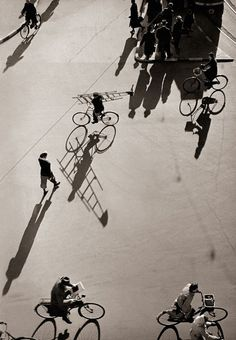 Shadow and shapes Photo by Erik Petersen.