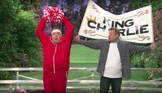 Check out James Corden and Kevin James get into an epic soccer dad battle before Adam Sandler steps in to calms things down.