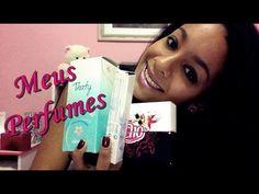#VEDA19 Meus Perfumes ♥