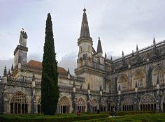 Mosteiro da Batalha, Batalha
