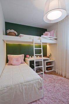 The bed is nearly unnoticeable. A bed and a desk may also be combined in different ways. Final Thoughts A futon bunk bed with a desk is a great choice if you reside in a little apartment. Bunk beds are… Continue Reading → Room, Bed Design, Bedroom Design, Loft Bed, House Beds, Bedroom Inspirations, Small Bedroom, Bunk Bed Designs, Dream Rooms