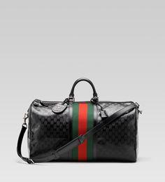 abcb180b4e7845 GUCCI TRAVE DOCUMENT CASE BLACK $167.00 Bags 2014, Travel Bags For Women,  Gucci Handbags