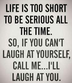 I will too....