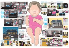 "1 | Chris Ware Brilliantly Bundles ""Building Stories"" As Graphic Novel Boxed Set 