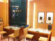 rolex shop interior - Google Search