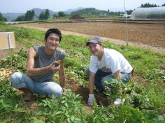 The how to's of WWOOF'ing