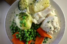 Cod Recipes, Feta, Food And Drink, Ethnic Recipes, God Mat, Cod Fish Recipes