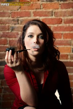images of pipe smokers  | ... « Pipe Babes | The #1 Source for Pipes and Pipe Tobacco Information