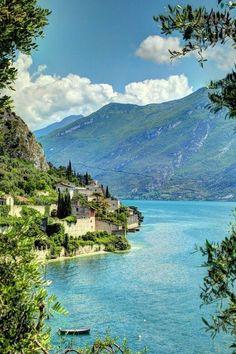 Limone Sul Garda Bréscia, Italy